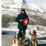 Matterhorn--Italian Swiss Alps