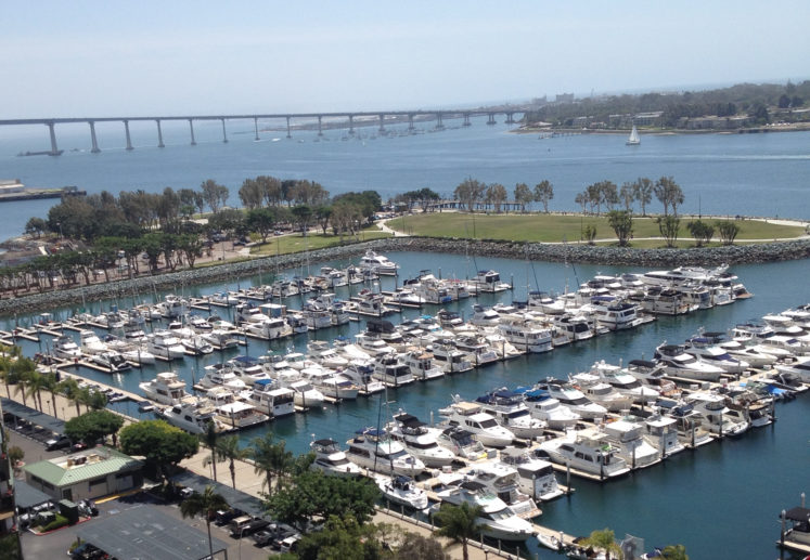Picture of San Diego Bay